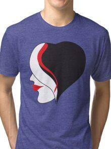 Black Hurt Tri-blend T-Shirt