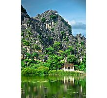 River House Photographic Print