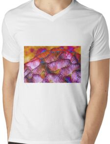 ~ All Colors of Love ~ Mens V-Neck T-Shirt