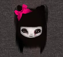 Little Scary Doll Hoodie