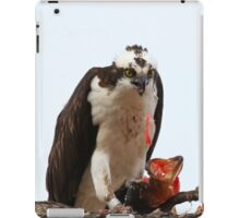 Sushi is definitely over-rated! iPad Case/Skin