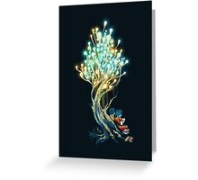 Electricitree Greeting Card