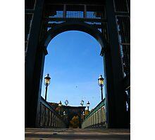 Waterfront Walkway (2) Photographic Print