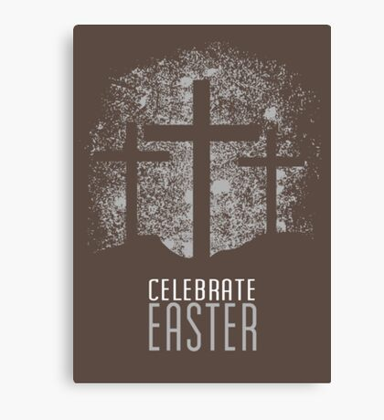 Celebrate Easter Canvas Print