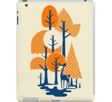 Deer Forester iPad Case/Skin