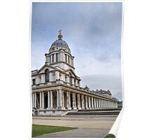 Old Royal Naval College Poster
