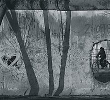 Through the Berlin Wall by Louise Fahy