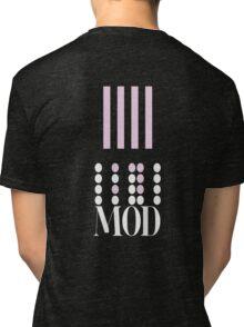 Circles And Lines Tri-blend T-Shirt