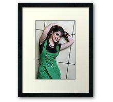 Chandni -VII Framed Print