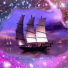 ~ Ships That Pass In The Night ~ by Alexandra  Lexx