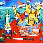 Bucket of Beer by Sonny  Williams