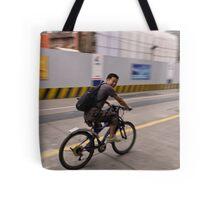 Shanghai Speed - Shanghai, China Tote Bag