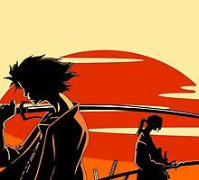 Samurai Champloo Jin-Mugen by B1ackJesus01