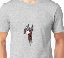 robo pup_rojo Unisex T-Shirt