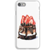 Strawberry Cake iPhone Case/Skin