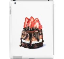 Strawberry Cake iPad Case/Skin