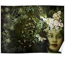 Dryad - Tree Nymph Poster