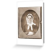 Rhoda Millikin Rex Greeting Card