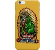 Cat Guadalupano iPhone Case/Skin