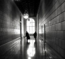Interior- NYPL by aswan