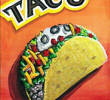 crunchy taco of bliss by Jesse Ross