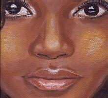 golden chocolate women  by Jesse Ross