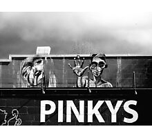 PINKYS Photographic Print