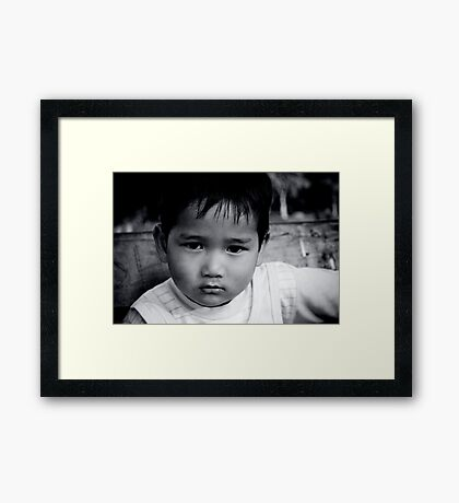 hey jude!!! Framed Print