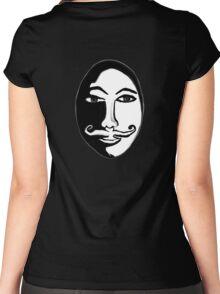 Hercules Poirot Women's Fitted Scoop T-Shirt
