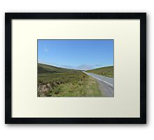 Welsh Valley Framed Print
