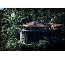 Building at Iguazu Photographic Print