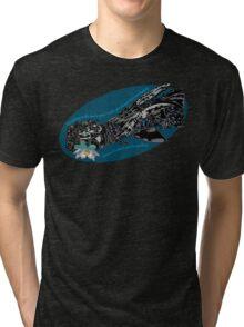 cybernetic prosthesis Tri-blend T-Shirt