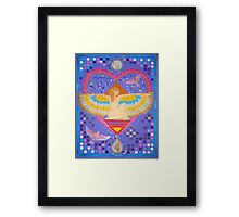 Isis Dreaming Framed Print