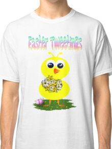 Easter Tweetings Classic T-Shirt