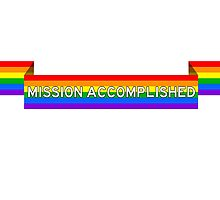 Mission Accomplished: Love Wins by TVsauce