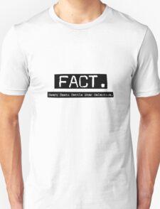 Bears Beets Battle Star Galactica. T-Shirt