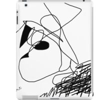 A squiggle for Christmas iPad Case/Skin