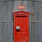 Lighthouse Door by Cheryl Westerdale