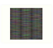 ( SHUWE )  ERIC  WHITEMAN ART  Art Print