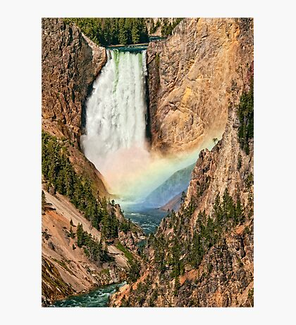 Tower Falls Photographic Print