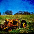 Beachnut Tractor I by A Different Eye Photography