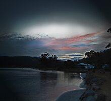 Beautiful Tasmanian Sunset by Joels73Panel