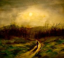 Landscape Hardy...The Return of the Native by © Janis Zroback