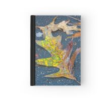 Fall Series Hardcover Journal