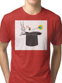 Hokus-pokus. Tri-blend T-Shirt