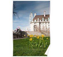 Springtime Hits London: London Eye. Poster