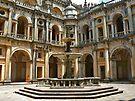 Convento de Cristo cloister. by terezadelpilar~ art & architecture