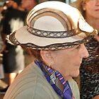 Classy Hat  by Danceintherain