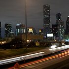 Houston never sleeps by Alexander Davydov