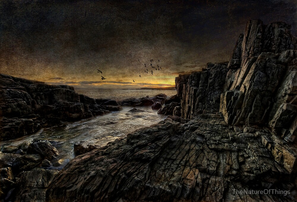 Rock of Ages by TheNatureOfThings